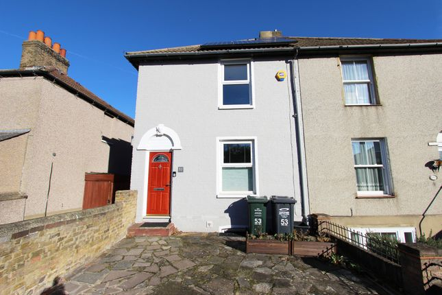 Thumbnail Semi-detached house for sale in West Hill, Dartford, Kent