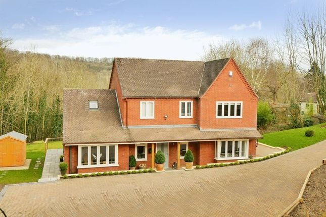 Thumbnail Detached house for sale in Willow Lodge, The Knowle, Jackfield
