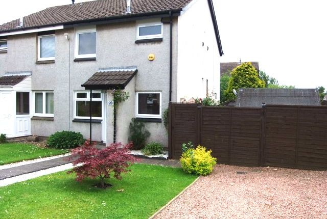 Thumbnail Semi-detached house to rent in Morlich Grove, Dalgety Bay, Fife