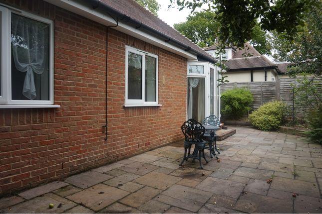 Rear Garden of Crofton Rd, Orpington BR6