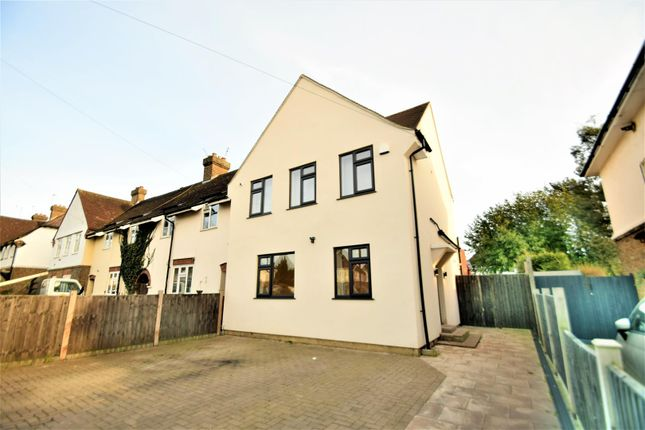 Thumbnail Semi-detached house to rent in Cherry Tree Avenue, West Drayton