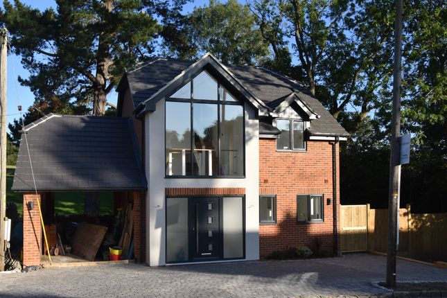 Thumbnail Detached house for sale in Collaroy Road, Cold Ash, Thatcham