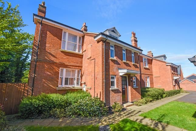 Thumbnail Semi-detached house for sale in Rossmere Mews, Brentwood, Essex