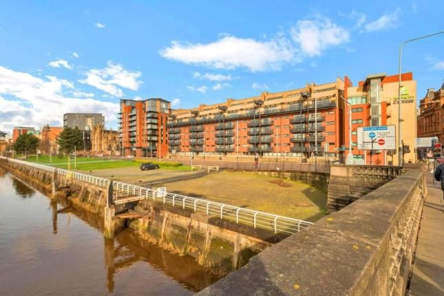Thumbnail Flat for sale in Clyde Street, Glasgow, Lanarkshire