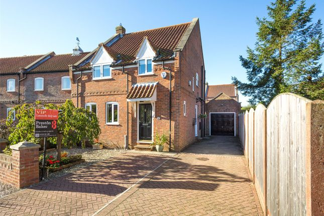 3 bed detached house for sale in Pasture Way, Wistow, Selby