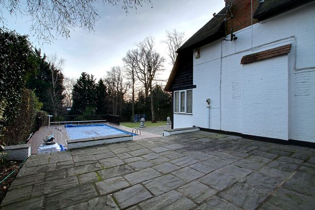 Garden of South View Road, Pinner HA5