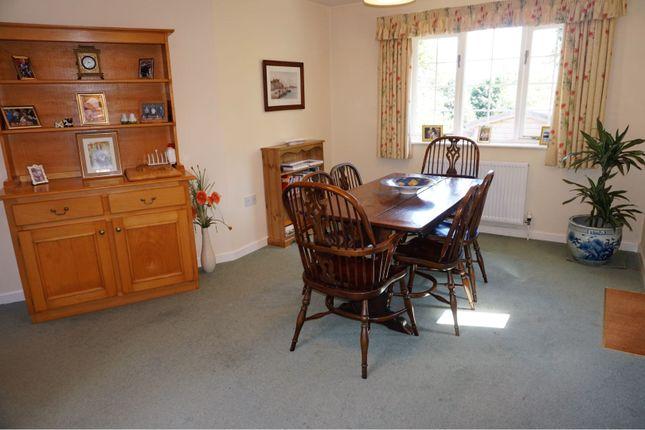 Dining Room of Oakford, Tiverton EX16