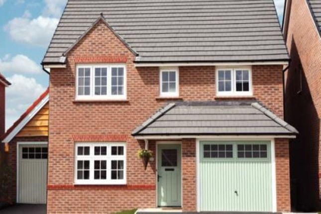 Thumbnail Detached house for sale in Shrewsbury Chester Lane, Saighton, Chester