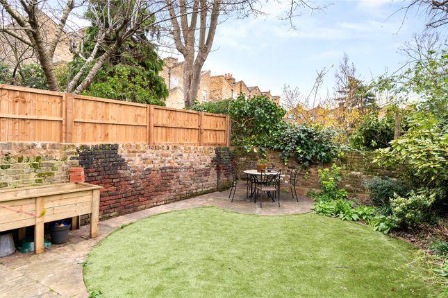 Rear Garden of Southgate Road, London N1