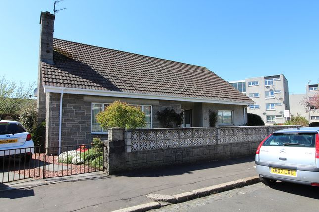 Thumbnail Bungalow for sale in Gordon Terrace, Ayr