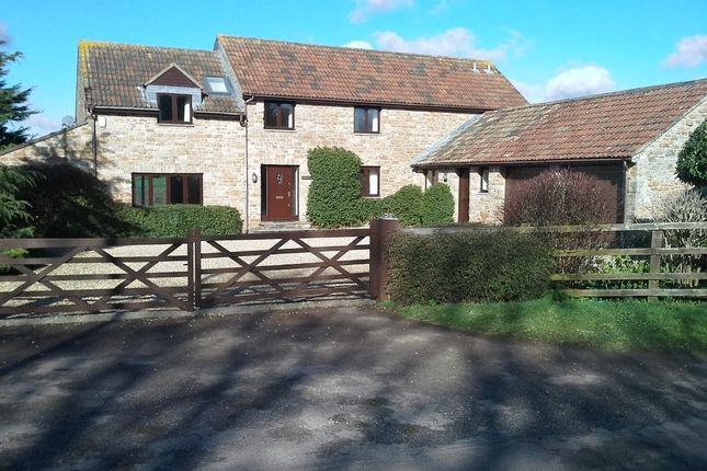 Thumbnail Detached house to rent in Denny Lane, Chew Magna, Bristol