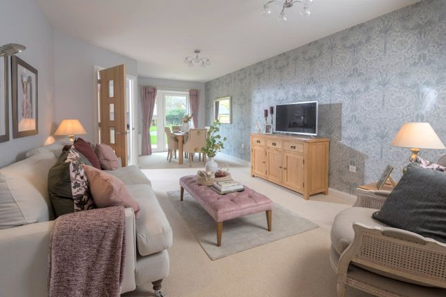 Lounge of Clive Road, Redditch, Worcestershire B97