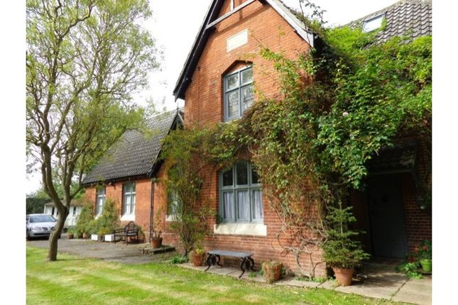 Thumbnail Detached house for sale in Shop Street, Whinburgh, Near Dereham
