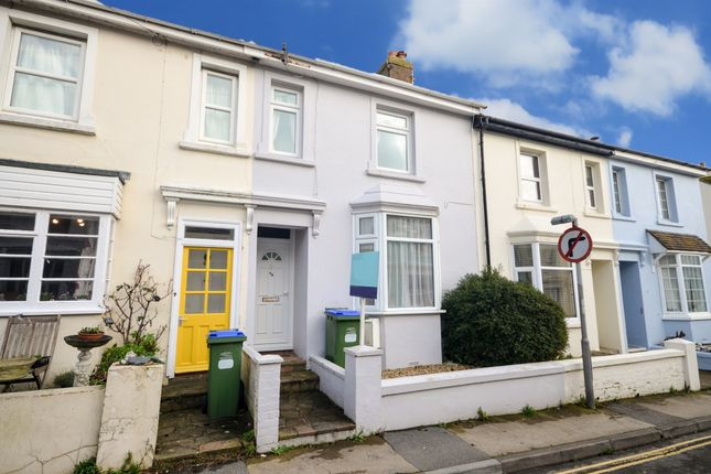 Thumbnail Terraced house for sale in East Street, Seaford