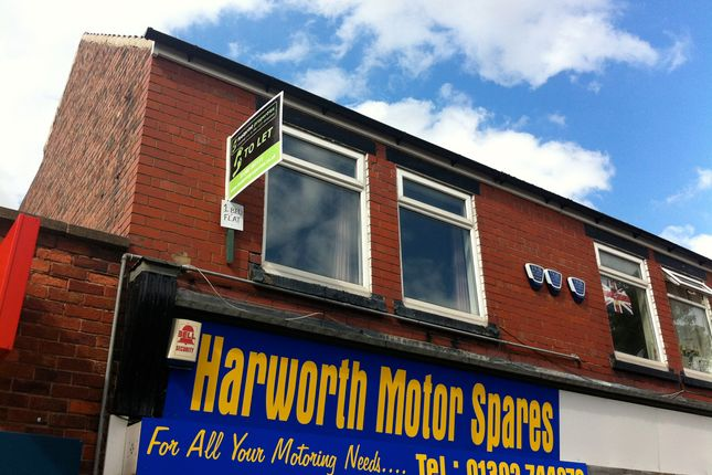 Thumbnail Flat to rent in Scrooby Road, Bircotes