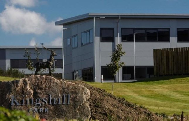 Thumbnail Office to let in Kingshill Business Park, Endeavour Drive, Arnhall Business Park, Westhill, Aberdeen