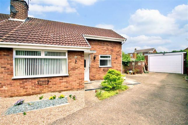 Thumbnail Bungalow for sale in Meadow Close, Goxhill, Barrow-Upon-Humber