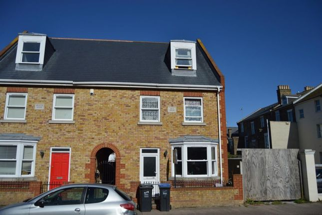Thumbnail Semi-detached house to rent in Albion Road, Cliftonville, Margate