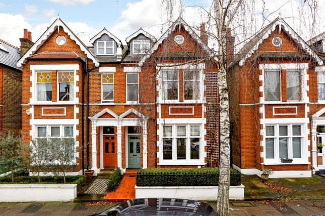 Thumbnail Semi-detached house to rent in Priory Road, Kew, Richmond