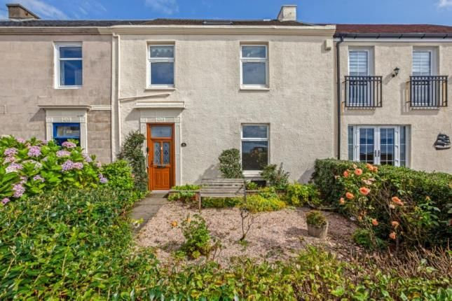 Thumbnail Terraced house for sale in West Clyde Street, Helensburgh, Argyll And Bute