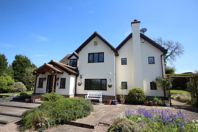 Thumbnail Detached house for sale in Drayton, Chaddesley Corbett