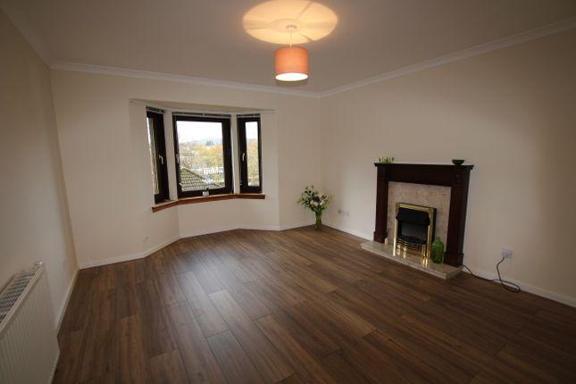 Thumbnail Flat to rent in Crossveggate, Milngavie, Glasgow