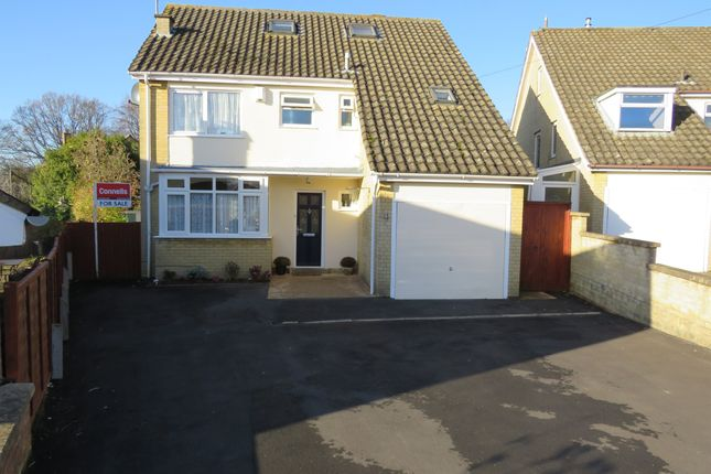 Thumbnail Detached house for sale in Hillside Way, Abington, Northampton