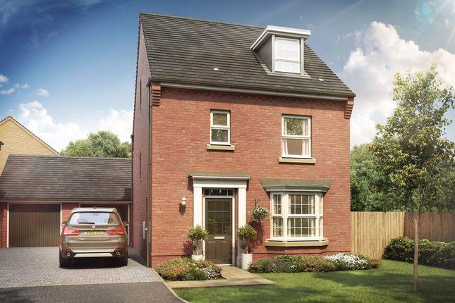 Thumbnail Detached house for sale in Clipstone Park, Leighton Road, Leighton Buzzard