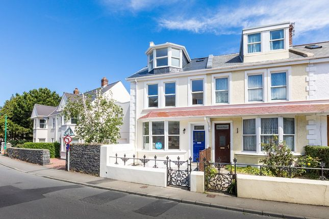 Thumbnail End terrace house to rent in Elm Grove, St. Peter Port, Guernsey