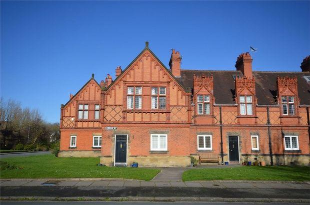 Thumbnail Terraced house for sale in Cross Street, Port Sunlight, Merseyside