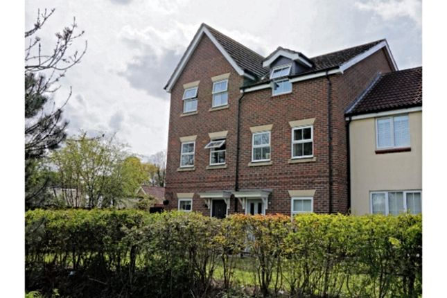 Thumbnail End terrace house for sale in Beatty Rise, Reading