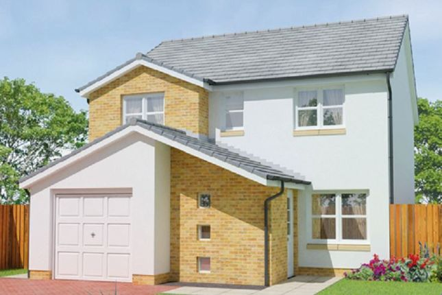 Thumbnail Detached house for sale in Annick Road, Irvine, North Ayrshire