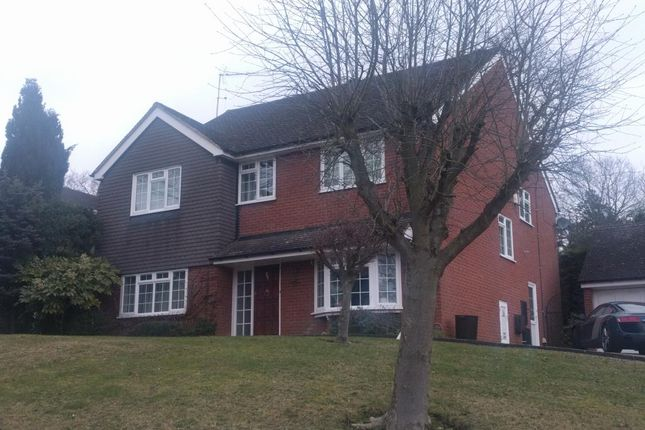 Thumbnail Detached house to rent in Fringewood Close HA6,