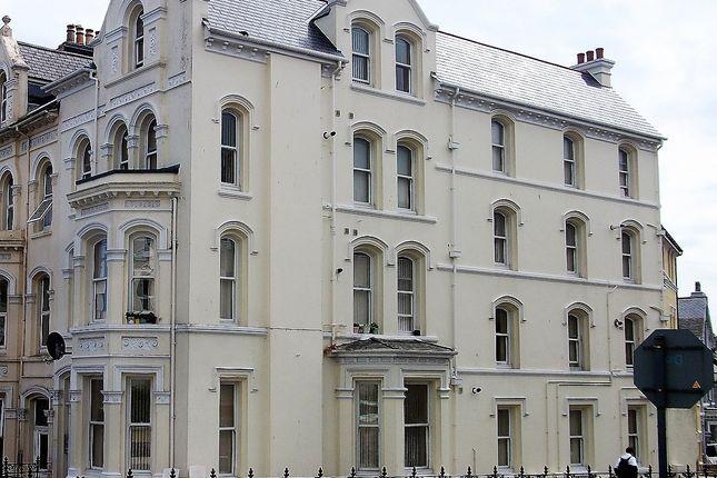 Thumbnail Flat to rent in Clifton Terrace, Douglas, Isle Of Man