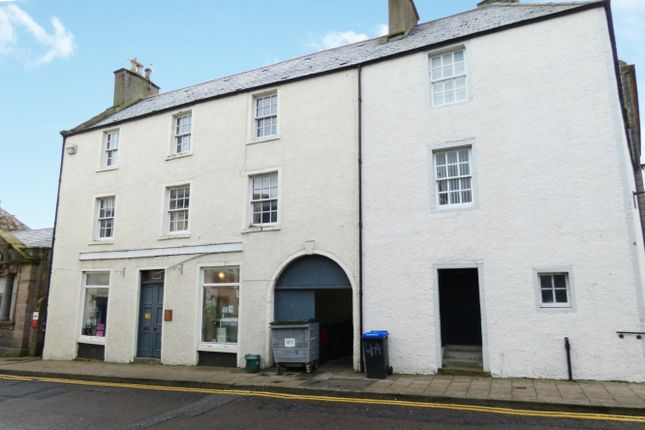 Front View of Carmelite Street, Banff, Aberdeenshire AB45