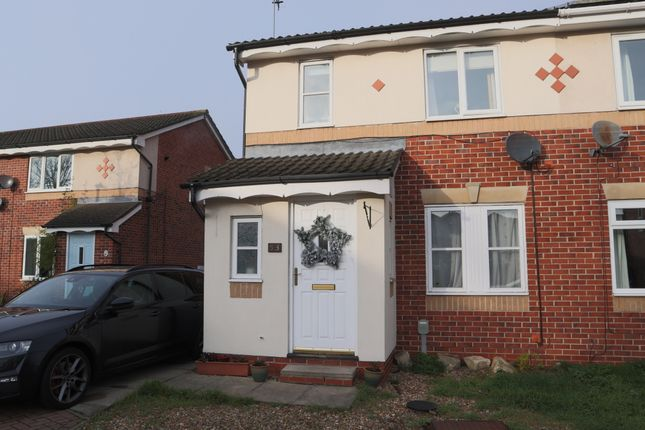 Thumbnail Semi-detached house to rent in Bielby Drive, Beverley, Yorkshire