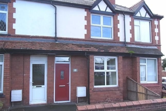 Thumbnail Terraced house to rent in 36, Whittington Road, Oswestry, Shropshire