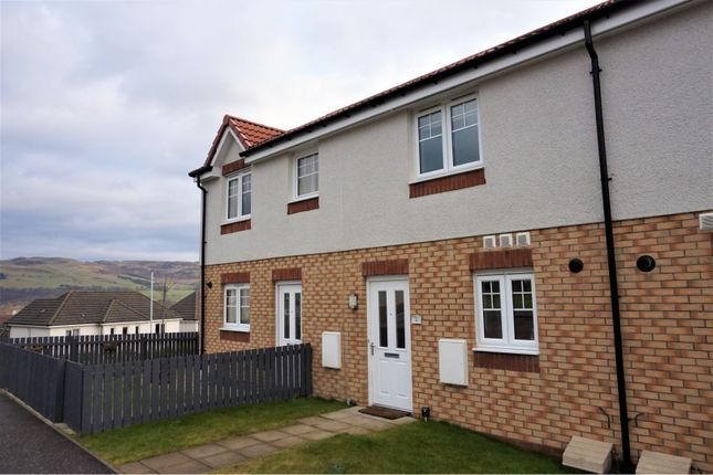 Thumbnail Terraced house for sale in Colliers Lane, Kelty
