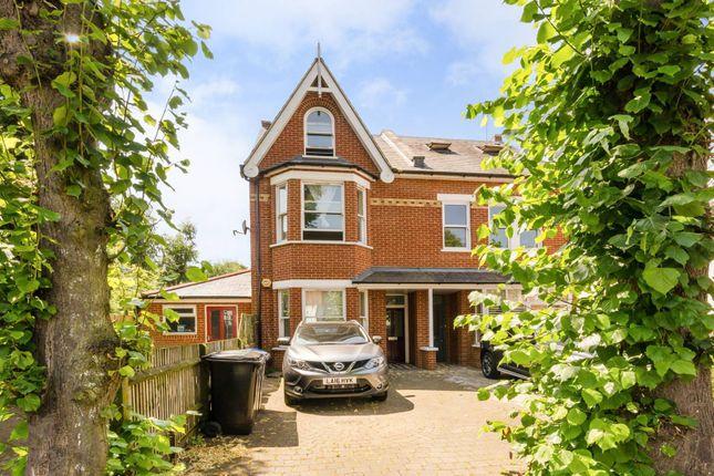 Thumbnail Semi-detached house for sale in Brunswick Road, Kingston, Kingston Upon Thames