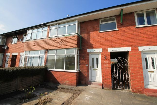 Thumbnail Terraced house to rent in Amersham Close, Davyhulme