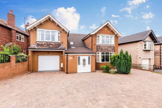 Thumbnail Detached house for sale in Hallam Road, Whiston, Rotherham