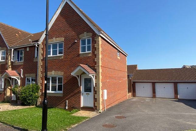 Thumbnail Semi-detached house to rent in Standfast Place, Taunton