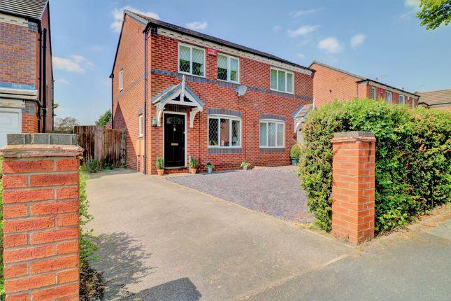 Thumbnail Semi-detached house for sale in Burcote Road, Erdington, Birmingham
