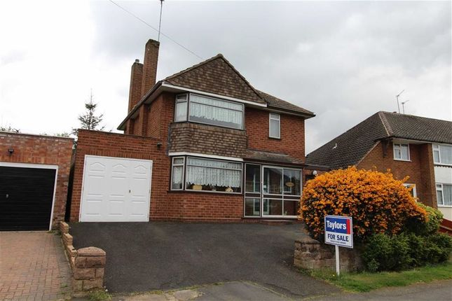 Thumbnail Property for sale in Dumbleberry Avenue, Brownswall Estate, Sedgley