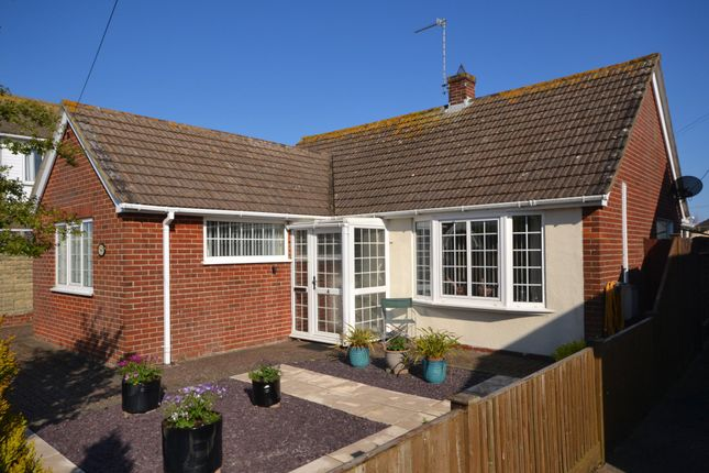 Thumbnail Detached bungalow for sale in Hardy Road, Greatstone, New Ropmney, Kent