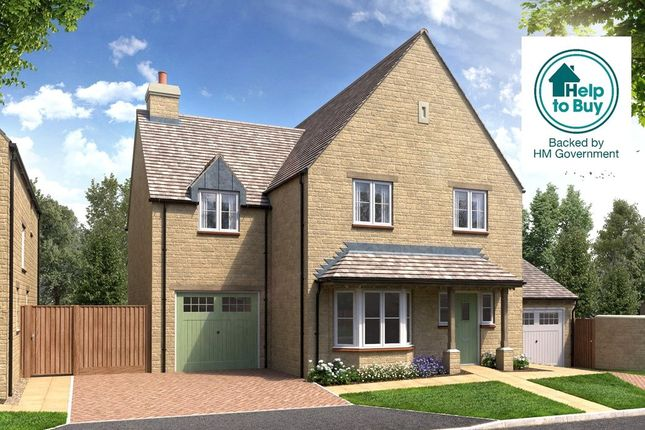 Thumbnail Detached house for sale in 25 The Claydon Deanfield Grange, Milton Road, Shipton-Under-Wychwood, Oxfordshire