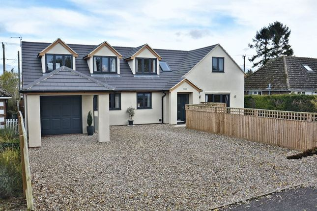 Thumbnail Detached house for sale in Newmans Close, Upton, Didcot