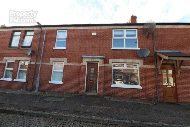 Thumbnail Terraced house to rent in Parkmore Street, Belfast