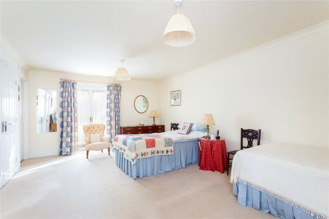 Master Bedroom of Albion Place, Winchester, Hampshire SO23