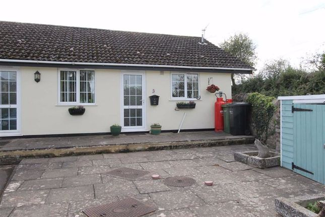 2 bed semi-detached bungalow for sale in glewstone, ross-on-wye hr9 - zoopla